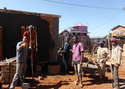 Jour 21   Une partie de l'équipe Malagasy
