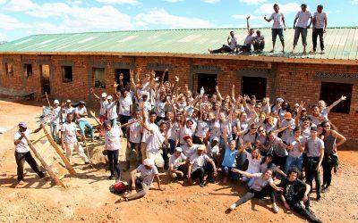 Antsirabe : L'école bientôt prête à accueillir de nouveaux élèves