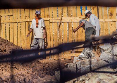 14 juin 2017 - chantier association à Madagascar