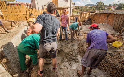 Des apprentis ingénieurs pour aider sur le chantier du CHT