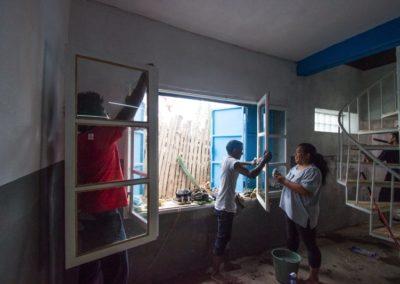 22 février 2018 - Dernier grand nettoyage