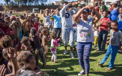 À Madagascar, les bénévoles se mobilisent pour l'association