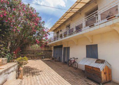 Extérieur - Maison d'hôtes à Antsirabe