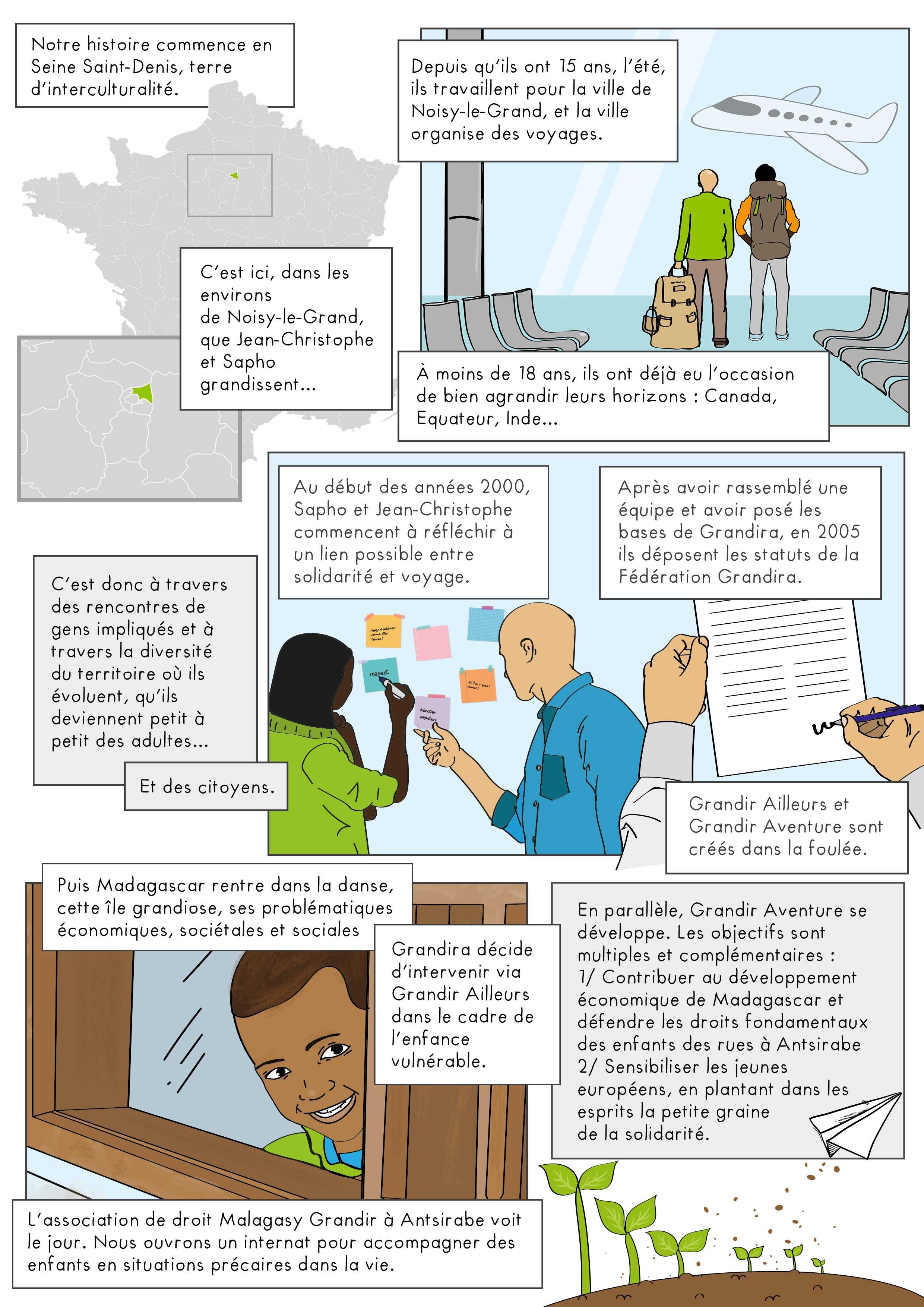 Histoire de Grandira - page 1/2