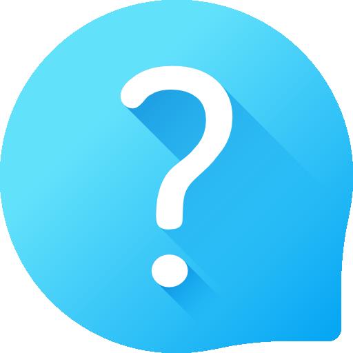 point d'interrogation icone