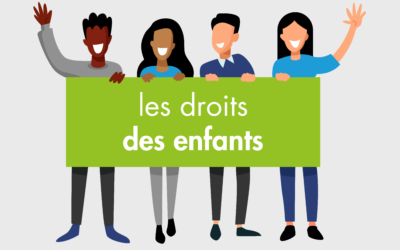 La Convention Internationale des Droits de l'Enfant a 30 ans !