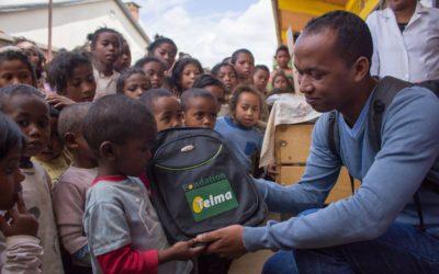 / PORTRAIT / TSITOHA, directeur de Grandir à Antsirabe