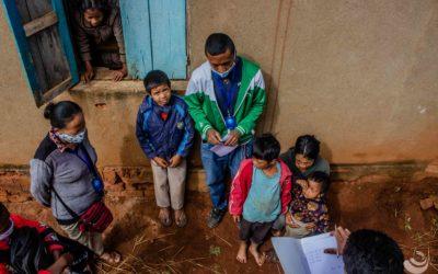 Accompagnement social des enfants des rues : objectif réinsertion