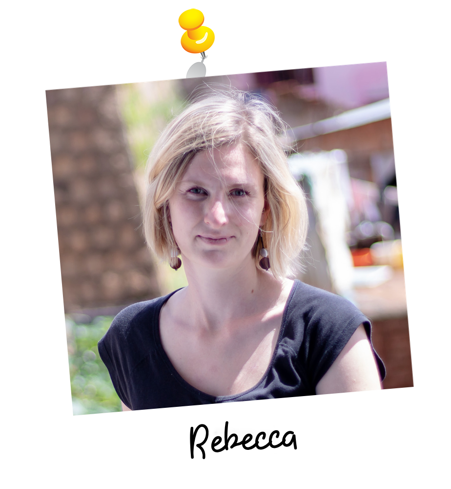 Portrait Rebecca